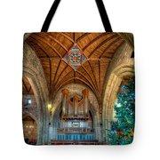 Welsh Christmas Tote Bag