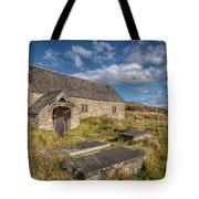 Welsh Church Tote Bag