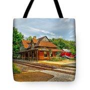 Wenonah Train Station Tote Bag