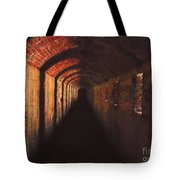 Went Deeper Into Black Tote Bag