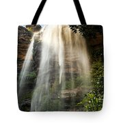 Wentworth Waterfall Blue Mountains Tote Bag