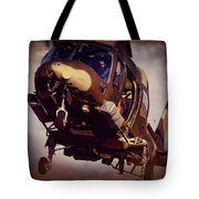 Were To Land Tote Bag