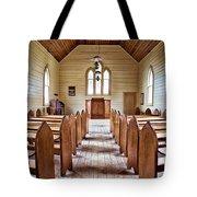 Wesleyan Methodist Church Tote Bag