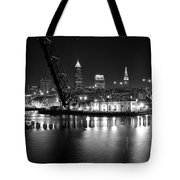 West Bank Of The Flats Tote Bag