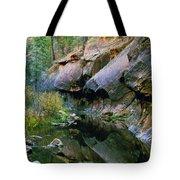 West Branch Oak Creek Tote Bag