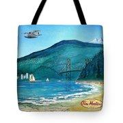 West Coast Dream Tote Bag