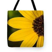 West Coast Dune Sunflower Tote Bag
