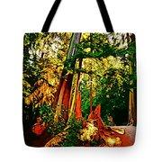 West Coast Rainforest Tote Bag