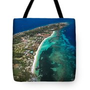 West End Roatan Honduras Tote Bag