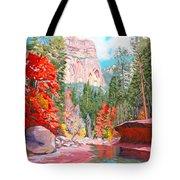 West Fork - Sedona Tote Bag