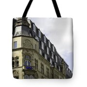 West German Broadcasting Cologne Germany Tote Bag
