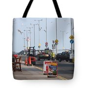 West Pier Howth Tote Bag