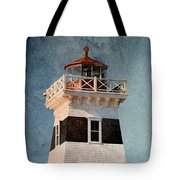 West Point Lighthouse 7 Tote Bag