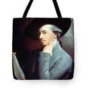 West Self-portrait Tote Bag