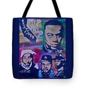 West Side Hip Hop Tote Bag