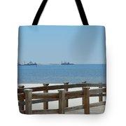 West Side Pier 1 Tote Bag