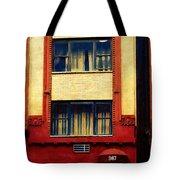 West Side Walk Up Tote Bag