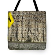 West  Texas  Interstate 10  At  80  Mph - 2 Tote Bag