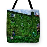 West Village Townhouse Ivy Tote Bag