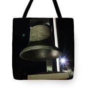 West Virginia Bell Tote Bag
