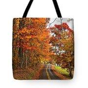 West Virginia Wandering Tote Bag