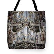 Westerkerk Organ In Amsterdam Tote Bag