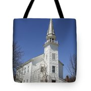 Westerlo Church Tote Bag