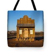 Western Building Tote Bag