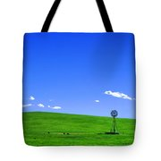 Western Hill  Tote Bag