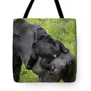 Western Lowland Gorilla 1 Tote Bag