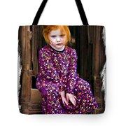 Western Princess Tote Bag