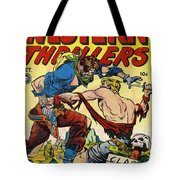 Western Thrillers Tote Bag