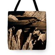 Western Tibet Geology Tote Bag