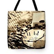 Western Time Tote Bag