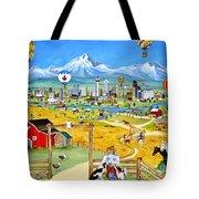 Western Ways  Tote Bag