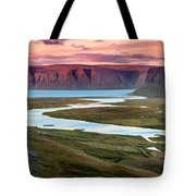 Westfjords Tote Bag