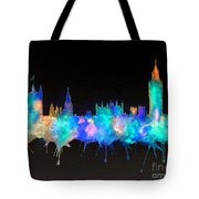 Westminster And Big Ben - Nighttime 1 Tote Bag