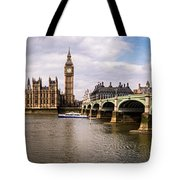 Westminster Pano Color Tote Bag