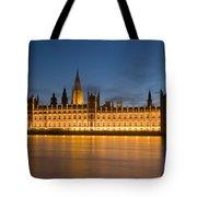Westminster Twilight II Tote Bag