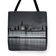 Westminster Twilight Iv Tote Bag