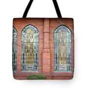 Westminster Windows Tote Bag