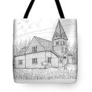 Westmore Community Church Tote Bag