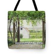 Westport Rivers Winery Tote Bag