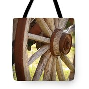 Westward Ho Tote Bag