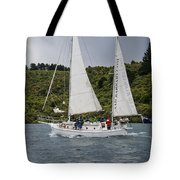 Wet---cold---windy Tote Bag