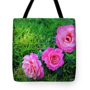 Wet Bloomers Tote Bag