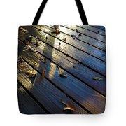 Wet Deck Tote Bag