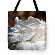 Wet Diamonds Tote Bag