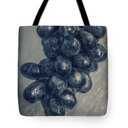 Wet Grapes Five Tote Bag