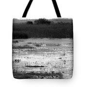 Wet Landscape Tote Bag